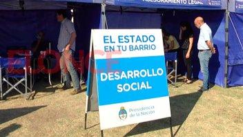El Estado en tu Barrio seguirá atendiendo en diversos puntos de Paraná