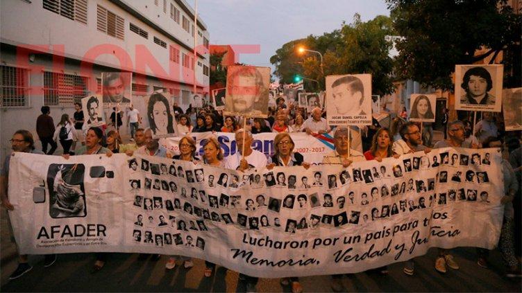 Convocan a marchar este domingo en Paraná al cumplirse 43 años del golpe militar