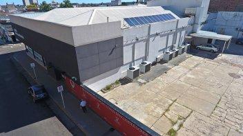 Instalaron sistemas solares fotovoltaicos en sucursales del Banco Entre Ríos