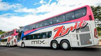 Zenit incorporó dos nuevas unidades