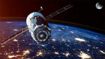 Creen que la estación espacial china caerá a la Tierra este fin de semana