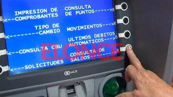 Paro bancario: Dónde retirar dinero sin acudir a los cajeros automáticos