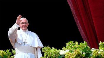 El mensaje de paz del Papa Francisco en el Domingo de Pascua
