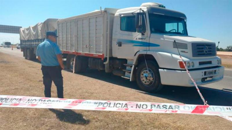 Camionero entrerriano fue asesinado en Córdoba