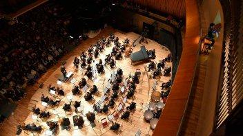 La Orquesta Sinfónica se presenta en el Centro Provincial de Convenciones