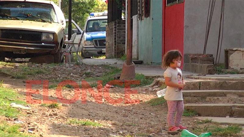 Tiroteos y disturbios en barrio Paraná V: Un detenido y dos tumberas incautadas
