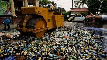 Al menos 28 muertos por consumir bebidas alcohólicas adulteradas