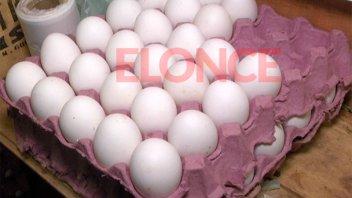 El consumo de huevos cortó la racha alcista