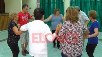 Comenzaron los talleres de folclore y tango en ATE