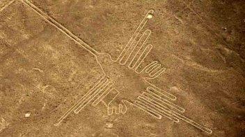 Descubren 50 nuevas líneas en el desierto de Nazca en Perú