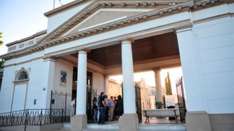 Despidieron los restos del bebé en Gualeguaychú