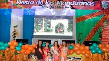 Villa del Rosario: La Fiesta Provincial de las Mandarinas será en agosto