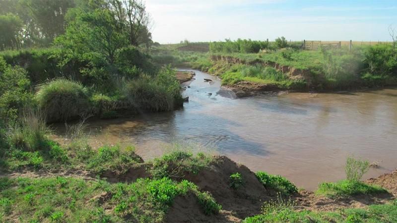 Río Chaján