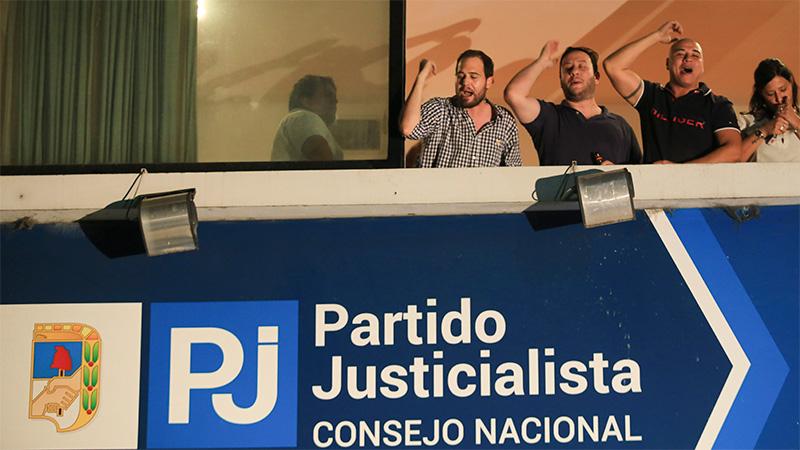 Autoridades rechazaron la intervención y convocaron a un Congreso — PJ
