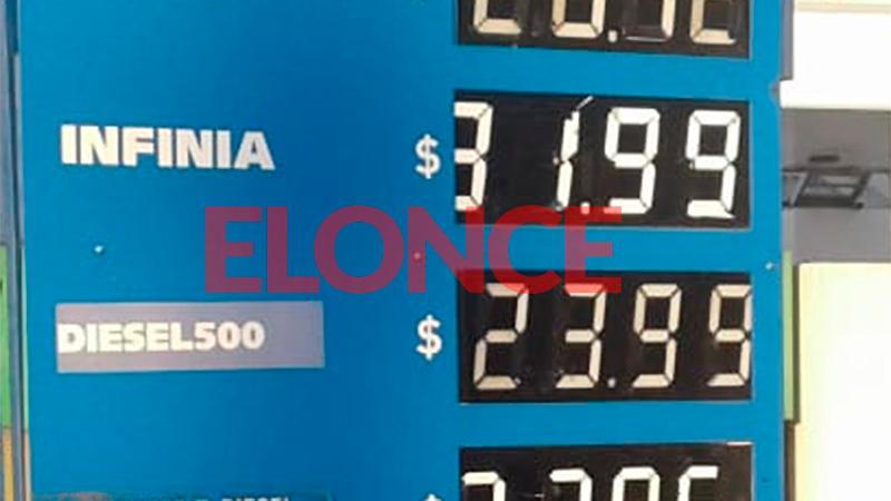 Expendedores creen que el precio de las naftas deberían aumentar un 20%