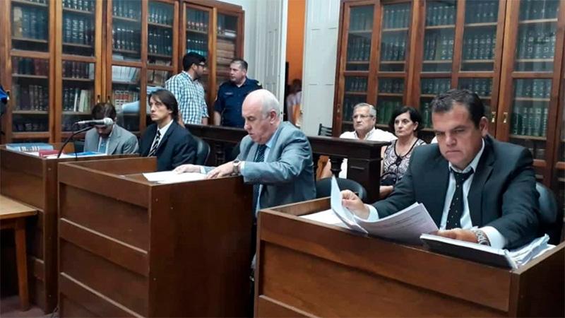 """Nahir Galarza será juzgada por """"homicidio doblemente calificado"""""""