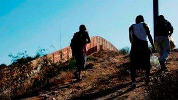 EE.UU: Harán marcha de mil kilómetros en rechazo a militarización de la frontera