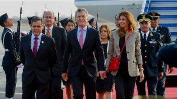 Macri en Perú: El Presidente expondrá en la Cumbre de las Américas
