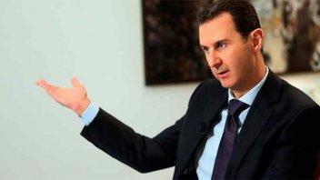 Desafío sirio a los bombardeos: