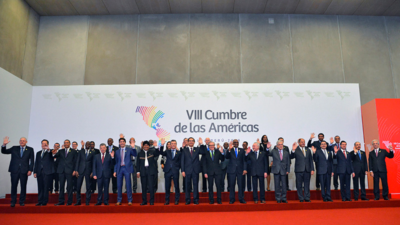 VIII Cumbre de las Américas de Lima