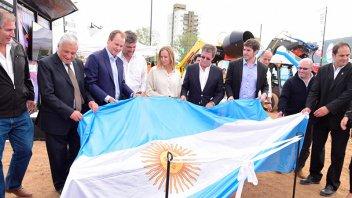 Gabás expuso en la Expo Concepción sobre el desarrollo productivo provincial