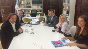 Confirmaron la realización del relleno sanitario para Paraná