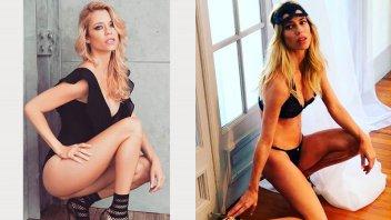 Abdominales y lencería hot: La nueva producción de fotos de Nicole Neumann