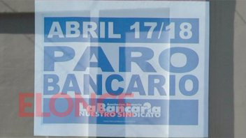 En Paraná, el 100 por ciento de los bancos cerró sus puertas