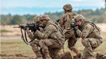 Revelan que Argentina y EE.UU harán un ejercicio militar en el Litoral
