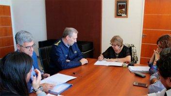 Formación profesional de institutos policiales será reconocida por el CGE