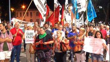 Paraná se movilizó contra el aumento de tarifas