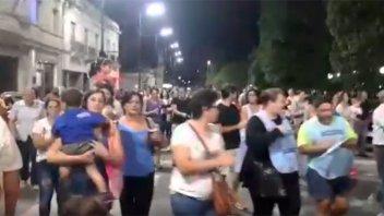 En Concepción del Uruguay se movilizaron y dijeron