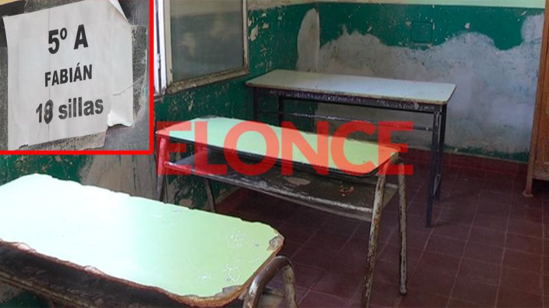Tras reclamos por falta de sillas, en mayo entregarán mobiliario a ...