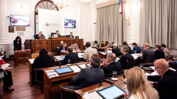 Aumentos de la tarifa eléctrica fueron eje de debate en el Senado entrerriano