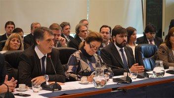 Iinterbloques Argentina Federal y FR-UNA seguirán reclamo por