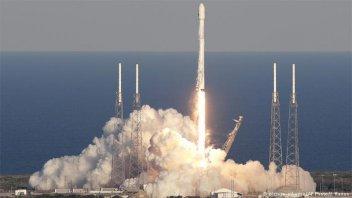 La Nasa lanzó el telescopio espacial