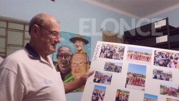 Las 16 mil imágenes de Ubaldo: Los recuerdos del fotógrafo de la Fuerza Aérea