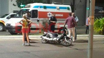 Intentaron huir de un control de tránsito y chocaron a inspector: hay lesionados