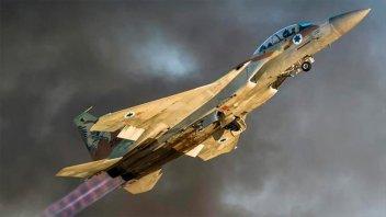 Aviones israelíes lanzaron panfletos de advertencia a palestinos en Gaza