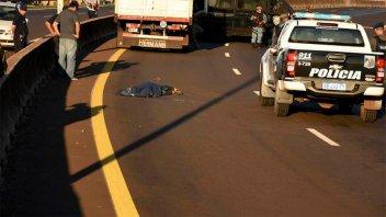 Giro en el caso de delincuente muerto en Misiones: Hallaron bala en su cuerpo