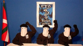 El grupo separatista vasco ETA pidió perdón por el