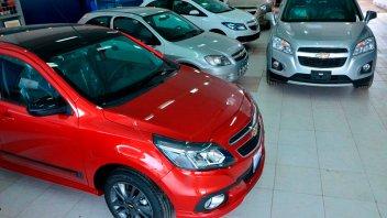 La venta de 0 KM con financiación creció 1,4 por ciento en marzo