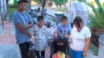 Enfrentamiento armado en barrio Cáritas: familia asegura que
