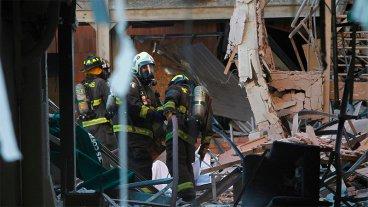 Tres muertos y unos 50 heridos en explosión de gas en clínica del sur de Chile