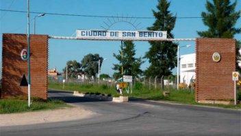 San Benito está de fiesta:cumple 139 años y lo conmemora con acto y espectáculos