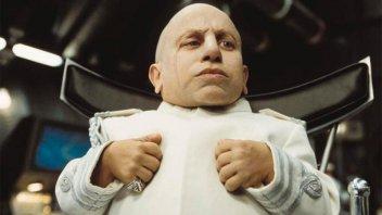 Murió el actor que interpretó al pequeño malvado en las sagas de Austin Powers