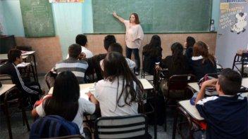 Uno de cada dos alumnos entrerrianos no termina a tiempo la secundaria