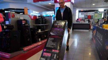 Tras el boom, las compras de argentinos en Chile bajan 30%