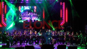 Con un concierto, la Banda de Música de la Policía celebró 198 años