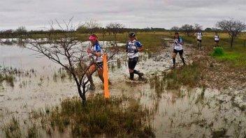 Cómo fue la competencia en la que se descompensó maratonista entrerriana